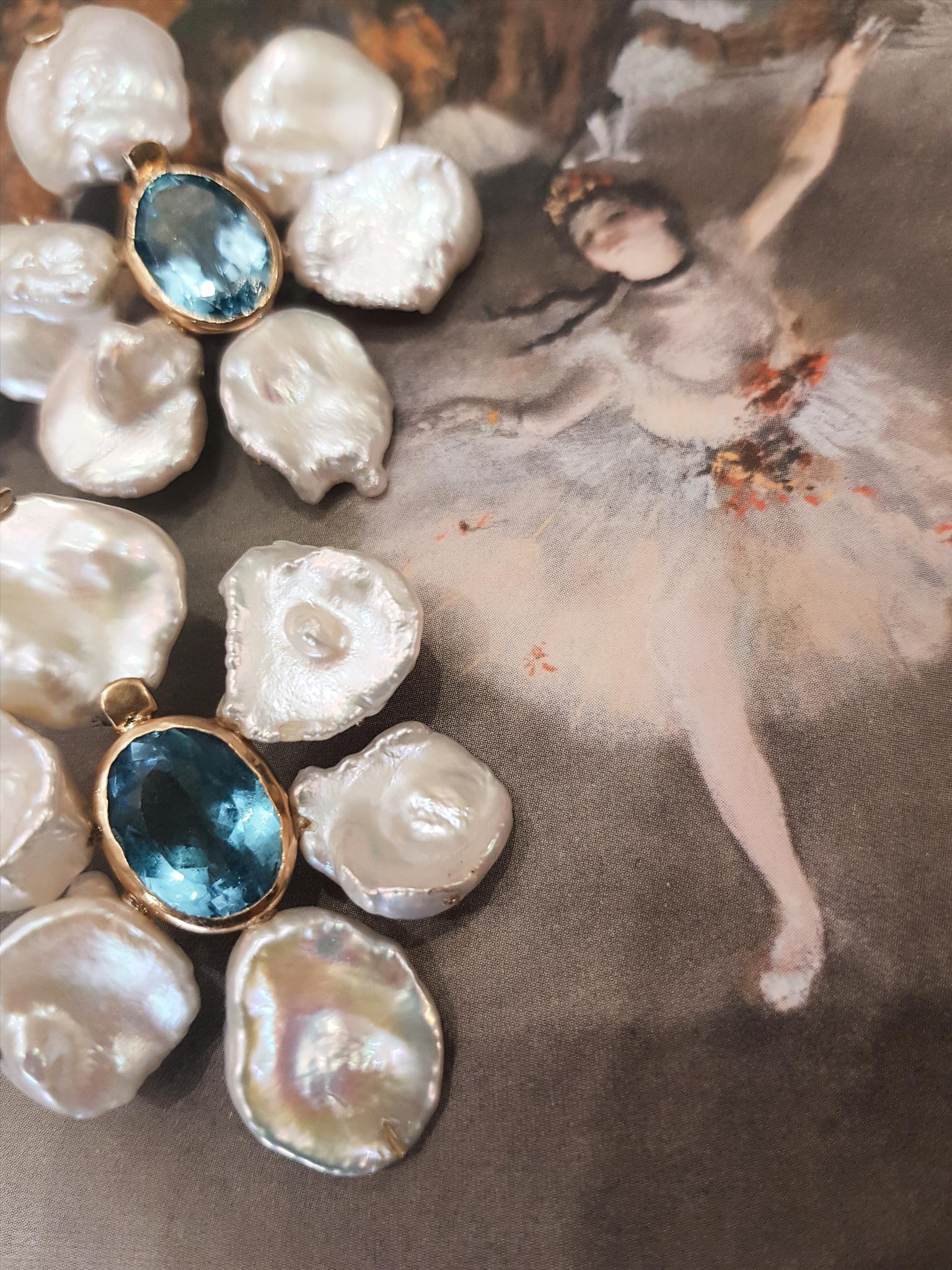 las joyas y el arte